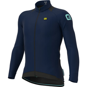 Alé Cycling Klimatik Klima Winter Trikot Herren blue